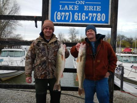 Spring 2015 lake erie fishing reports for Lake erie western basin fishing report